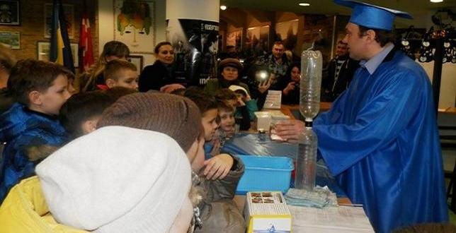 У Музеї води проведено день «відкритих дверей» з нагоди відзначення Всесвітнього (міжнародного) дня води